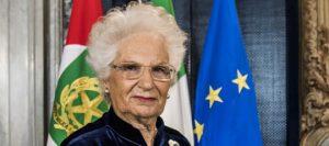 Patrizia Cecconi scrive alla Senatrice Segre