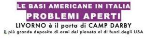 Livorno è il porto di Camp Darby