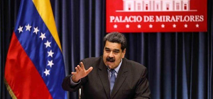 """Apagón en Venezuela: Maduro denuncia que el sistema eléctrico """"ha sido objeto de múltiples ataques cibernéticos"""""""