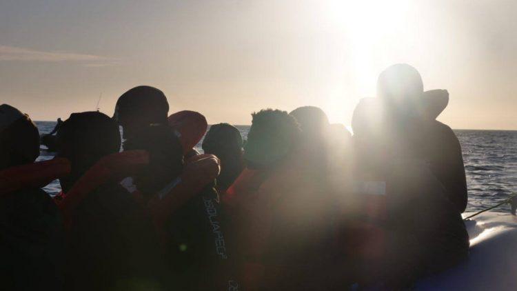 Mediterranea salvataggio migranti