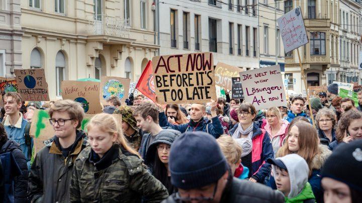 Realitat Climàtica=Emergència Social