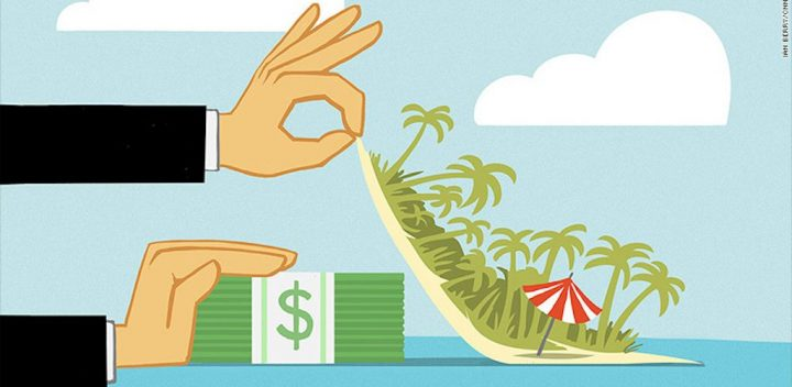 Elite Banking at Your Expense: How Secretive Tax Havens are Used to Steal Your Money