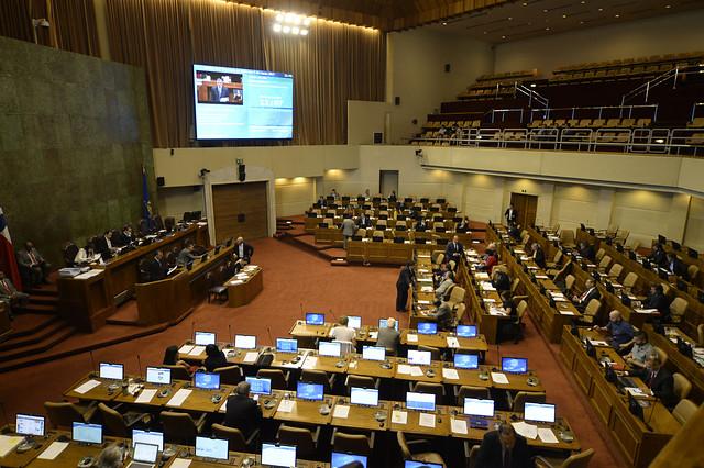 Parlamentarios contra ciudadanos