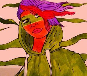'Poesía en violeta' para celebrar el día de la mujer