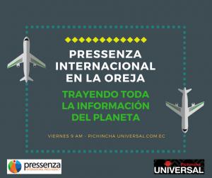 #FridaysForFuture y Centroamérica en Pressenza Internacional En la Oreja 01/03/2019