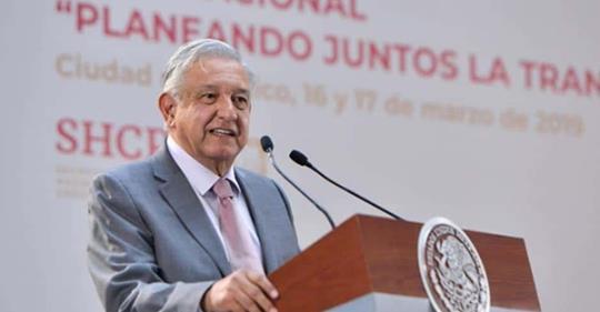 [Mexique] AMLO : « Nous déclarons officiellement la fin de la politique néolibérale »
