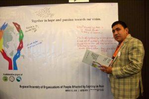 Histórica asamblea reclama mayor inclusión social de leprosos en Asia