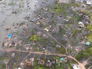 Ciclón provoca muerte y destrucción en el Sudeste africano