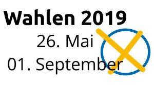 Schicksalswahlen in Deutschland 2019?