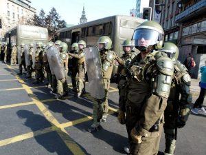 La relación cívico-militar