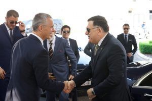 Αλλαγή σελίδας στη Λιβύη;