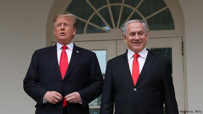 Netanyahu, Trump Prevent Peace in the Holy Land