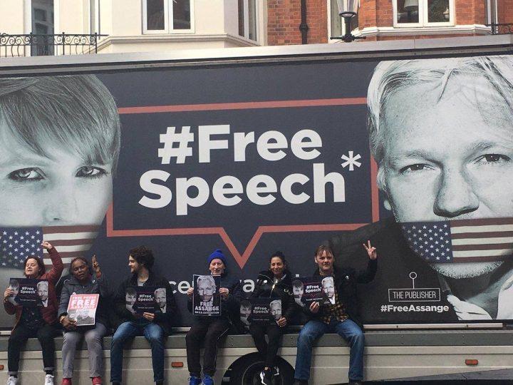 Defendiendo a Julian Assange; defendiendo la verdad
