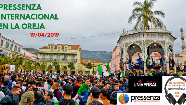 argelia revuelta revolución