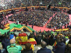 La internacional de la extrema derecha libra su próxima batalla en España