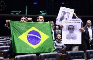 #NuncaOlvidar Brasil no debe perdonar los delitos de la dictadura