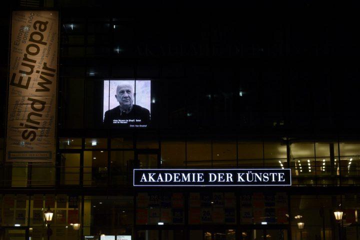 """Akademie der Künste für Europa: """"Europa sind wir"""""""