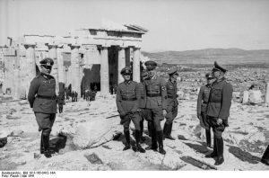 Athen – Reparationsforderungen an die BRD