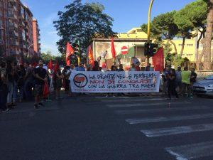 Casalbruciato después de Torre Maura: aquí están las manos negras que avivaron la ira de los suburbios