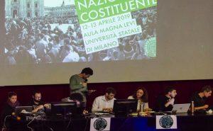 Asamblea constituyente FridaysForFuture: una nueva sensibilidad toma forma