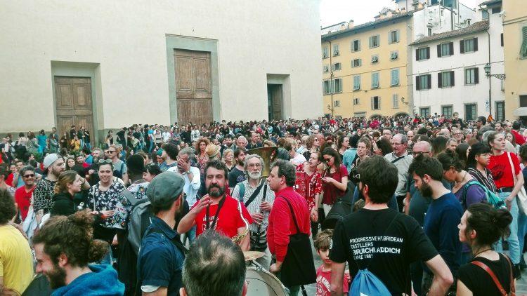 Firenze 25 aprile Liberazione