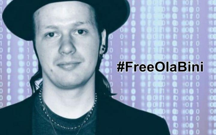Noam Chomsky und weitere Persönlichkeiten fordern von Ecuador die Freilassung von Ola Bini