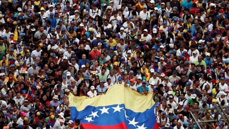 Tentativo di Golpe Venezuela