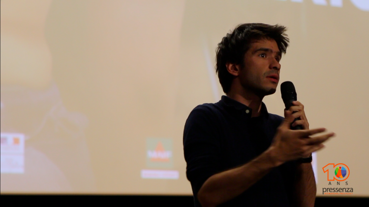Juan Branco, la violenza e i Gilet Gialli