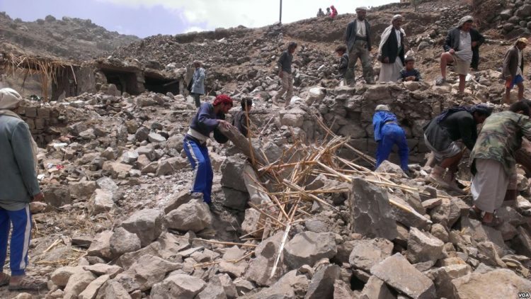 Deutsche Geschäfte mit Saudi-Arabien auf Kosten von Menschenleben im Jemen