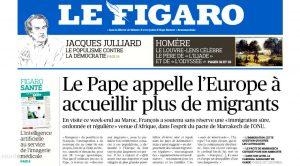 Papa Francisco en Marruecos: damos la bienvenida a Cristo cuando damos la bienvenida a los migrantes