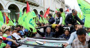 Ecuador: Kehrtwende im Dollar-Paradies