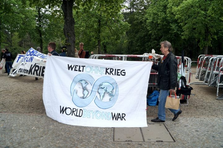 Menschenkette Korea Weltfrieden6