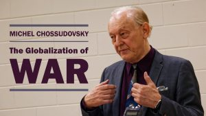 "Michel Chossudovsky: ""with NATO from welfare al warfare"""