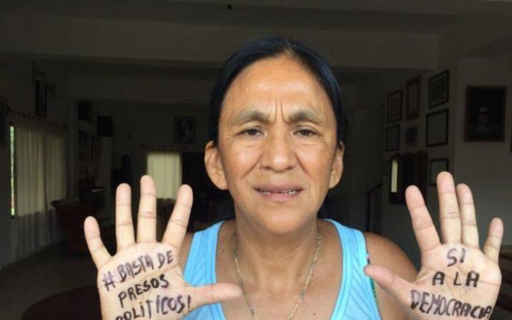 Continua la persecuzione giudiziaria di Milagro Sala