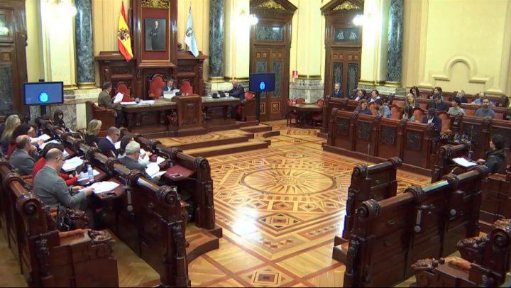 Le conseil municipal de A Coruña adhère à la Marche mondiale pour la paix et la non-violence