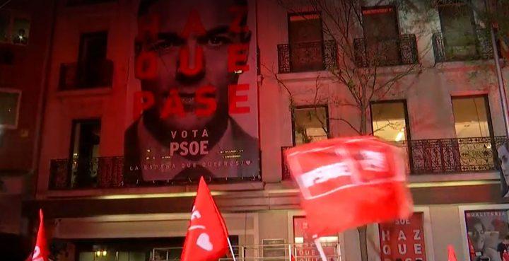 In Spagna dalle elezioni un NO alla destra