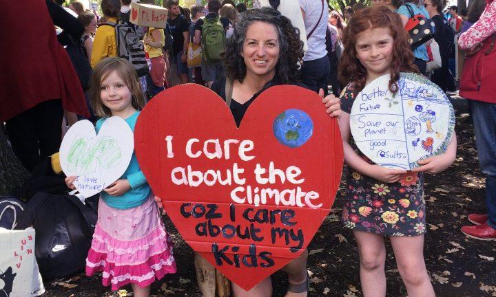 #ActNOWForFuture: Eltern und Großeltern für eine sichere, gerechte und saubere Zukunft