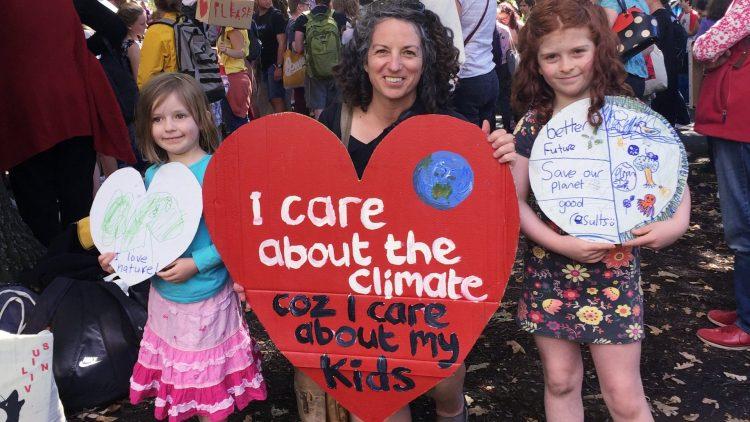 Parents For Future Global: offener Brief und Petition an alle, mitzumachen für