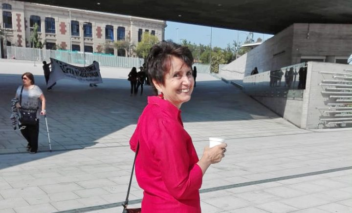 """Lateinamerikanisches Humanistisches Forum 2019: """"Die Debatte um kleine Medien ist eine kulturelle Debatte"""" – Interview mit Pía Figueroa"""