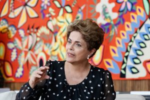 The 2016 coup in Brazil: the door to disaster, by Dilma Rousseff
