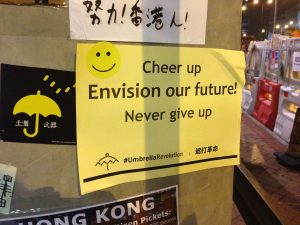 Hong Kong, ingiusta condanna contro i leader del Movimento degli ombrelli
