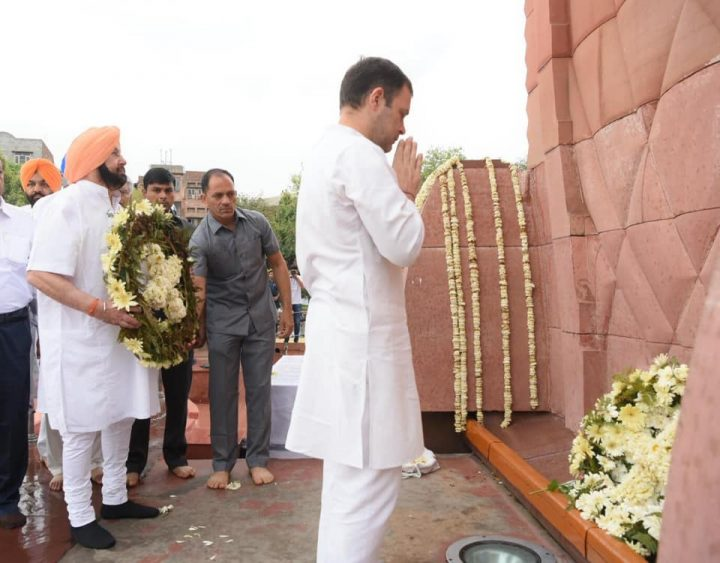 India remembers her martyrs on the centenary of the horrific Jallianwala Bagh Massacre
