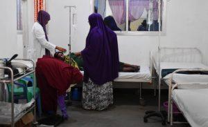 Somalia: assistere mamme e bambini nell'ospedale di Baidoa