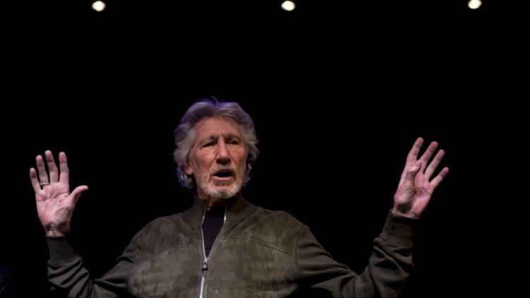 """Roger Waters dice che il """"colpo di stato"""" in Venezuela è fallito"""