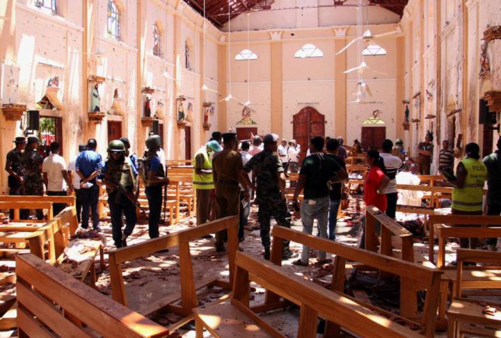 Sri Lanka: condanna degli attentati e solidarietà ai cristiani dagli arabi e musulmani italiani