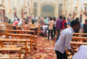 Εκρήξεις στη Σρι Λάνκα: πάνω από 200 νεκροί, εκκλησίες και ξενοδοχεία οι στόχοι