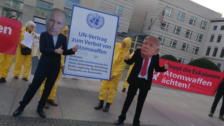 Schweizer NGOs lancieren Aufruf zur Rettung des INF