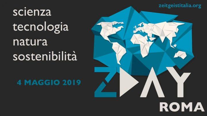 """ZDay 2019 Roma – """"Progetto Terra"""""""