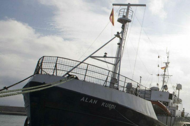 OIM, UNHCR, UNICEF: si dia al più presto un approdo sicuro ai 62 naufraghi a bordo della Alan Kurdi