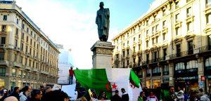 """Manifesto """"Algeria Libera e Democratica"""""""